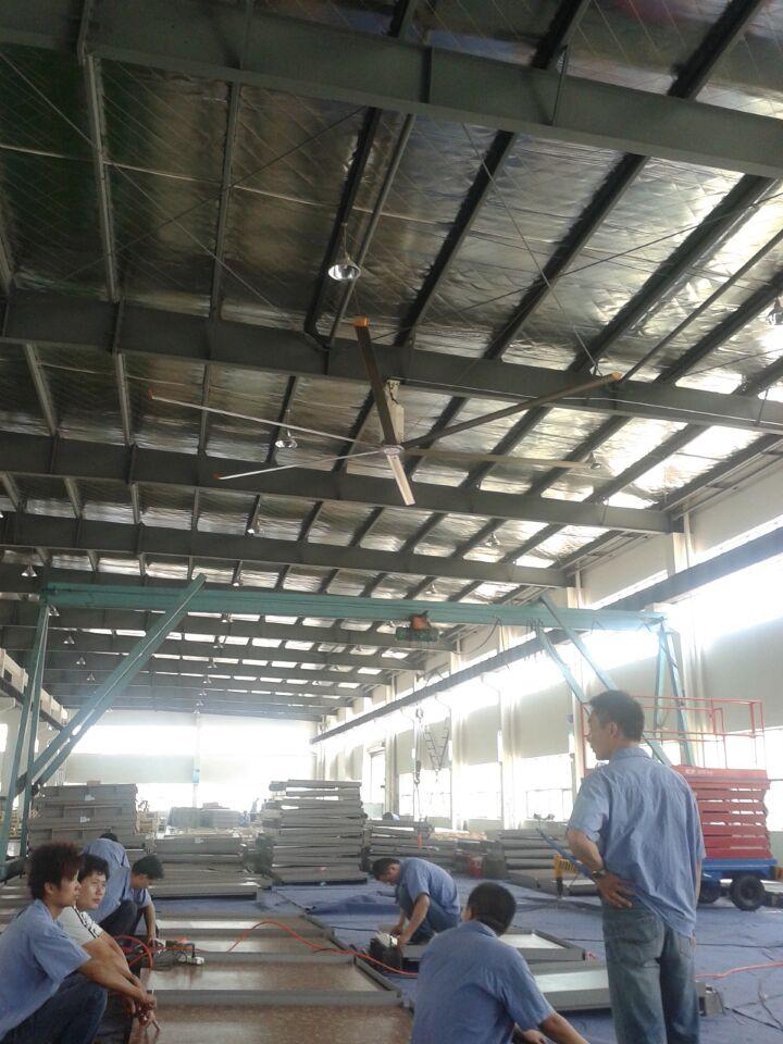 6.1米工业大风扇
