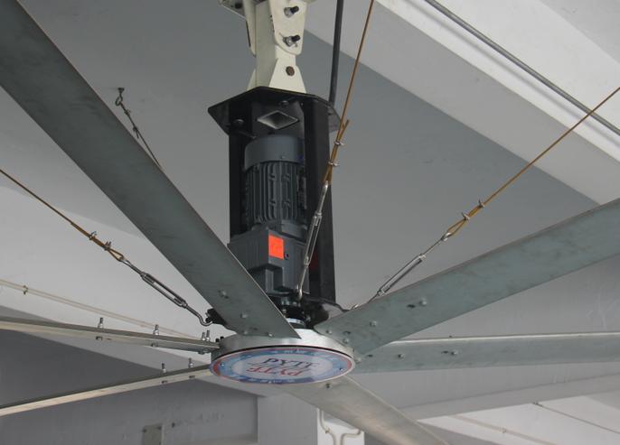 3.6米工业风扇